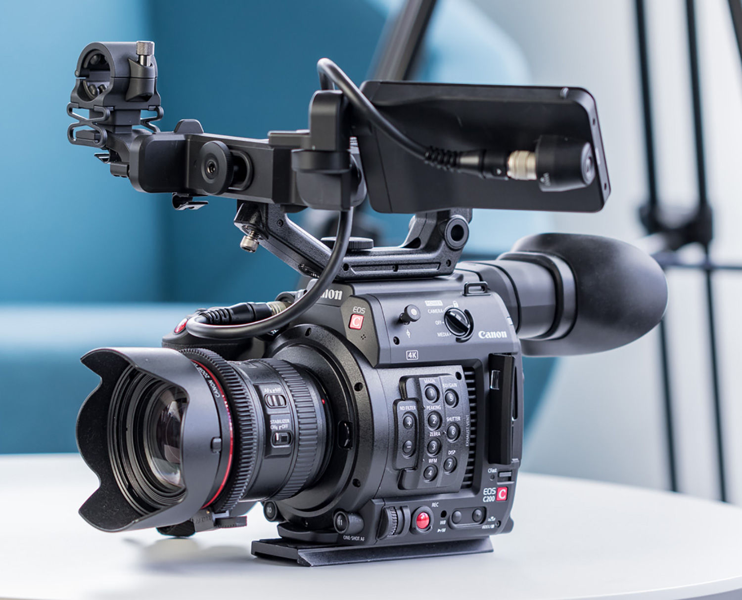 Canon C200 review - Review - Digital Arts