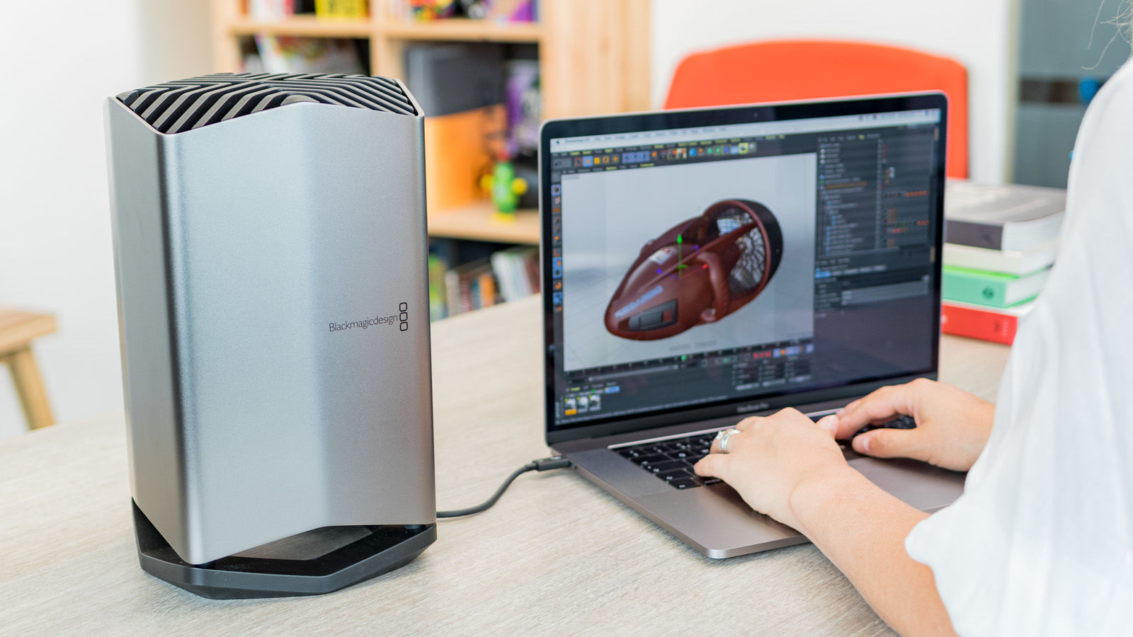Blackmagic Design eGPU review - Review - Digital Arts