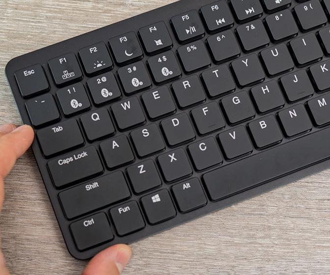 Hexgears X-1 review: a mechanical alternative to the Apple Magic keyboard