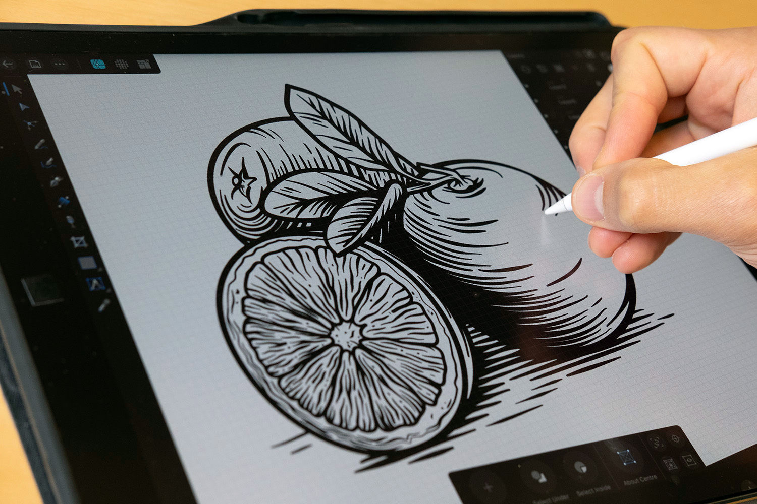 Affinity Designer for iPad review – the best vector art and design