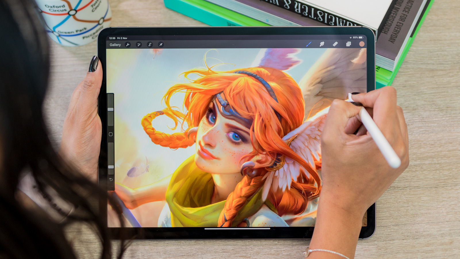 iPad Pro 2018 review: there's much for artists and designers