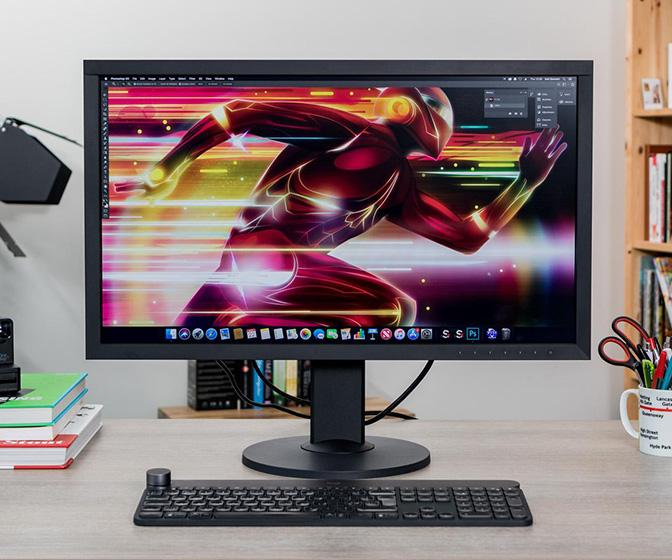 Eizo ColorEdge CG2730 monitor review
