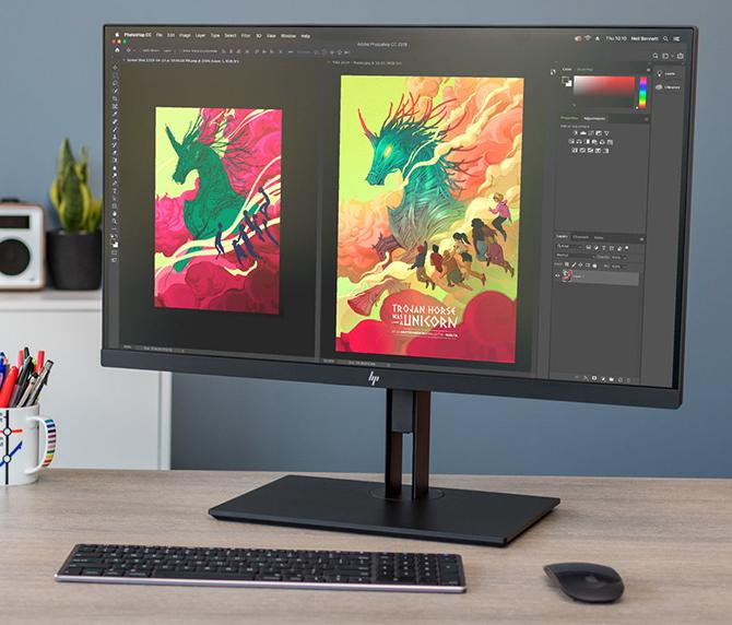 HP Z27 Monitor Review