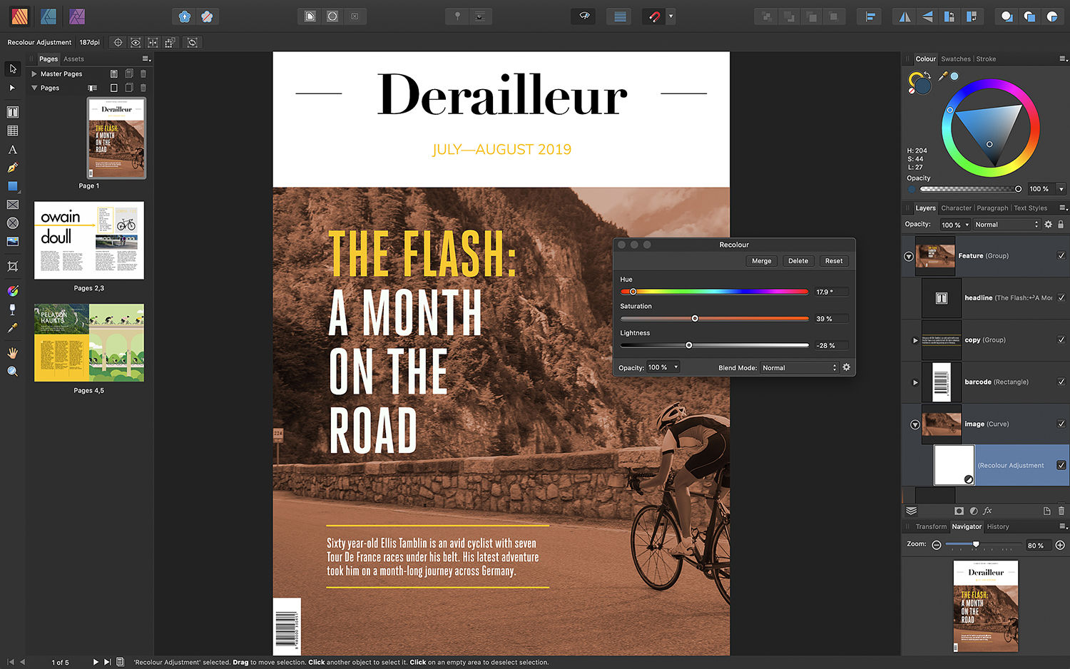 Affinity Publisher review - Review - Digital Arts
