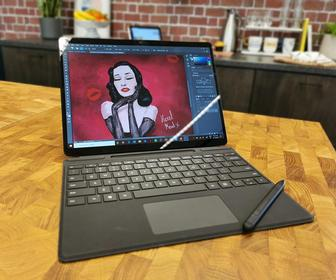 Surface Pro X review: hands-on with Microsoft's first true iPad Pro rival