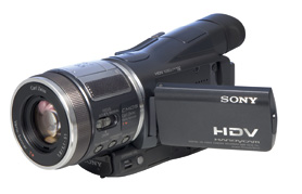HDR-HC1 review
