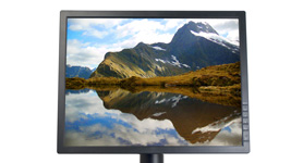 120 LCD Monitor review