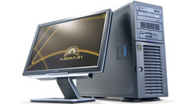 Magnetar QX: the first eight-core workstation review