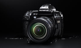 Olympus E-3 review