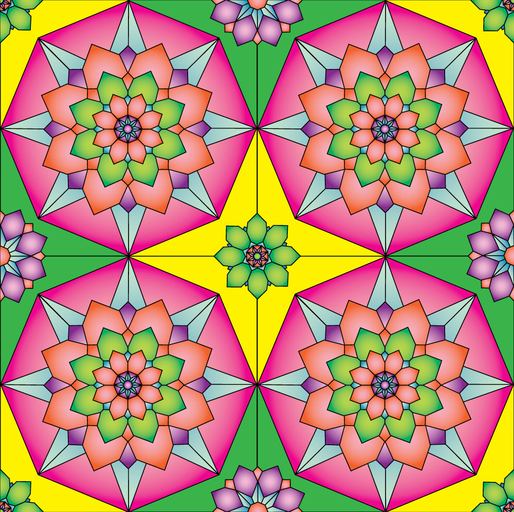 Patterns For Geometric Shapes « Design Patterns