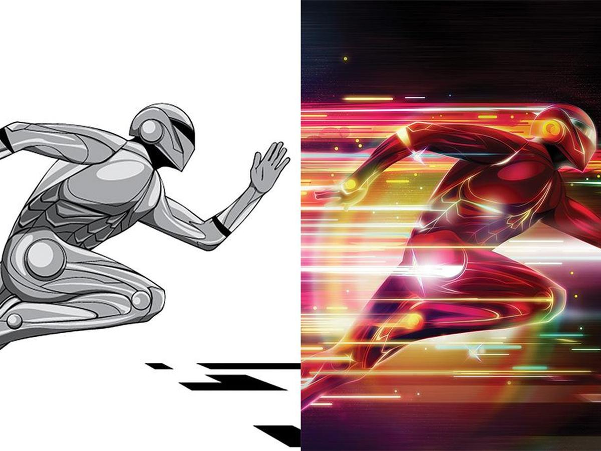 Photoshop tutorial: How to create a superhero in Photoshop