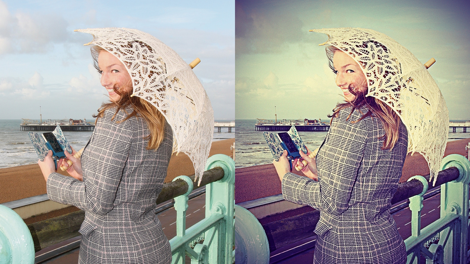 Apply a quick vintage look in Photoshop | Creative Bloq