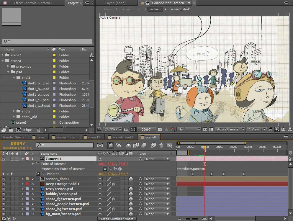 After Effects tutorial: Create an indie-style animation