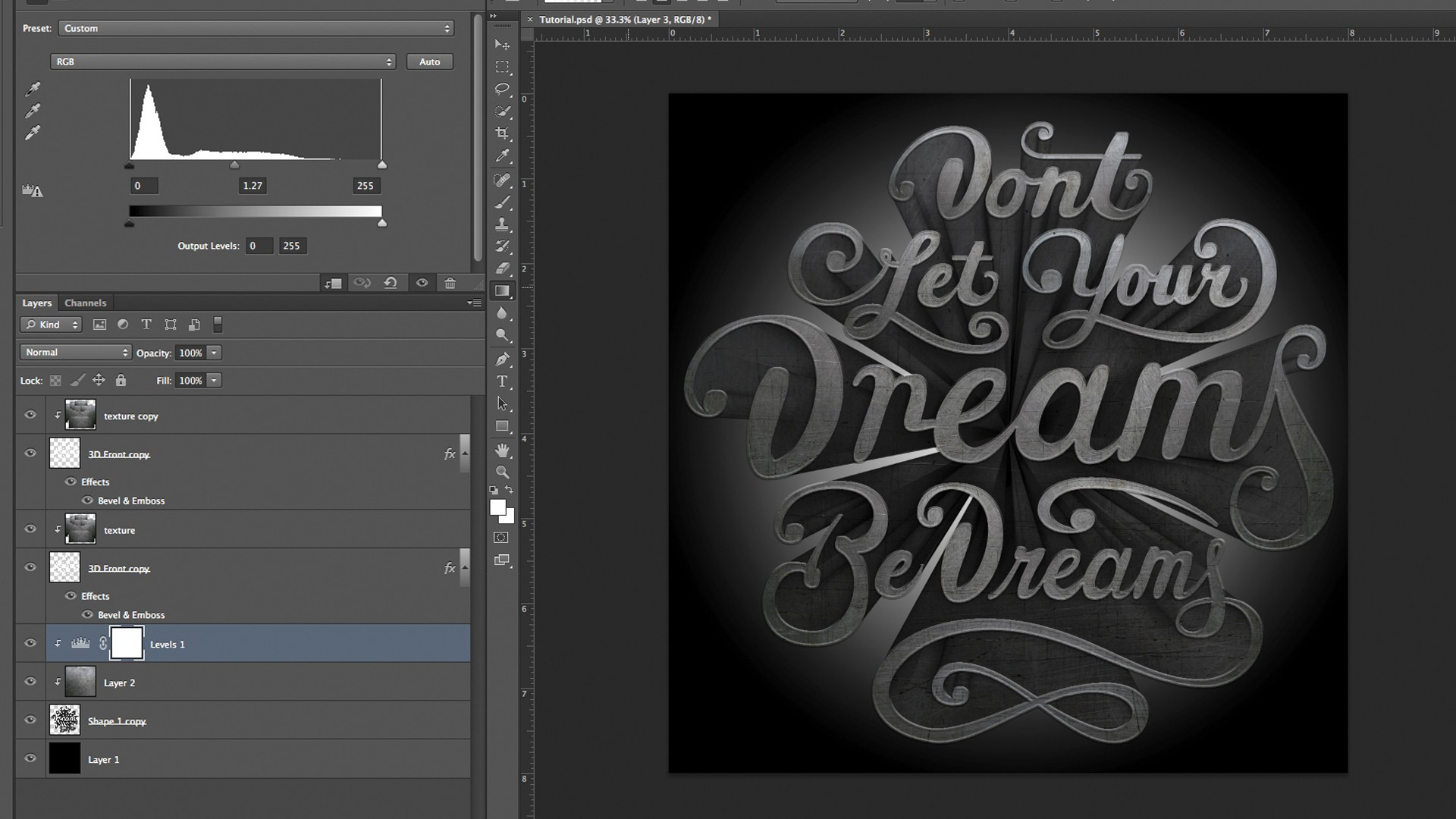 Photoshop & Maxon Cinema 4D tutorial: Learn the best ways to create