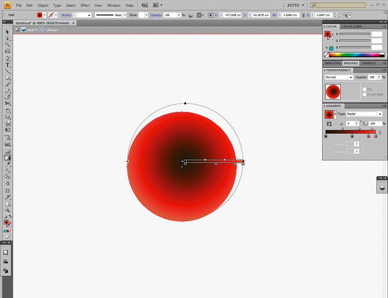 Adobe Illustrator tutorial: How to master dynamic gradients