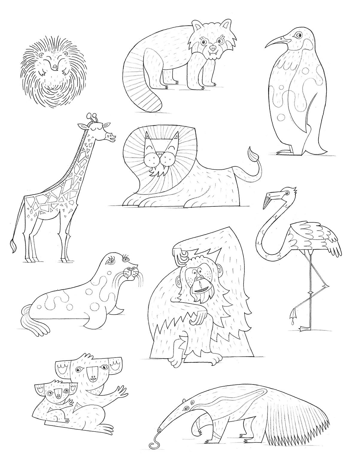 How To Draw Animals Better Digital Arts