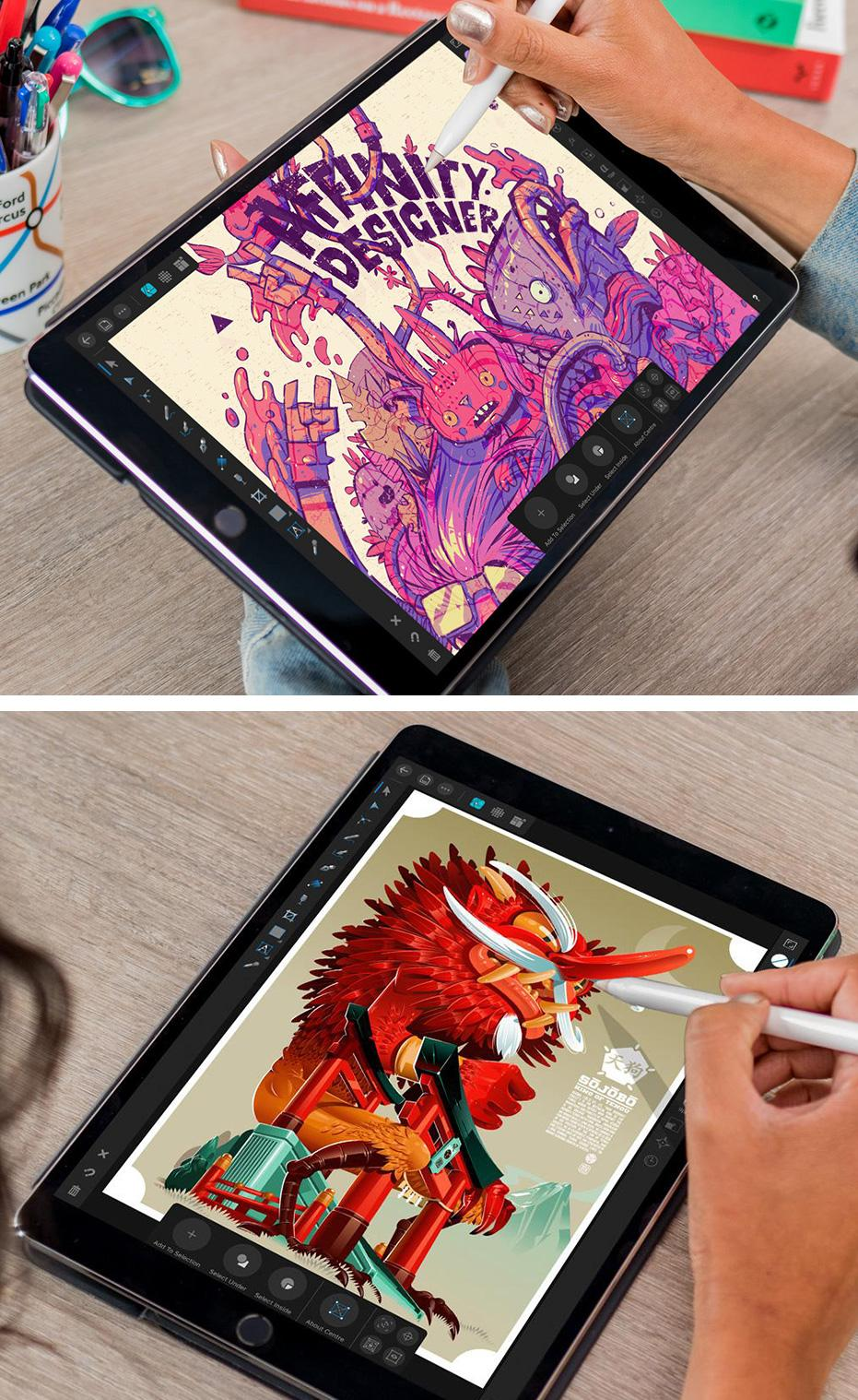 The 14 best apps for drawing and painting on your iPad