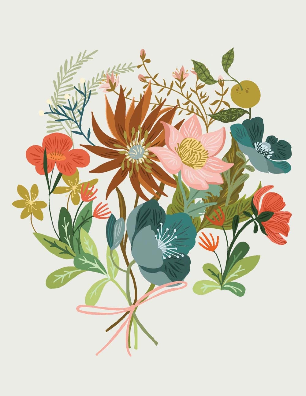 27 Tips For Drawing Flowers And Plants Digital Arts