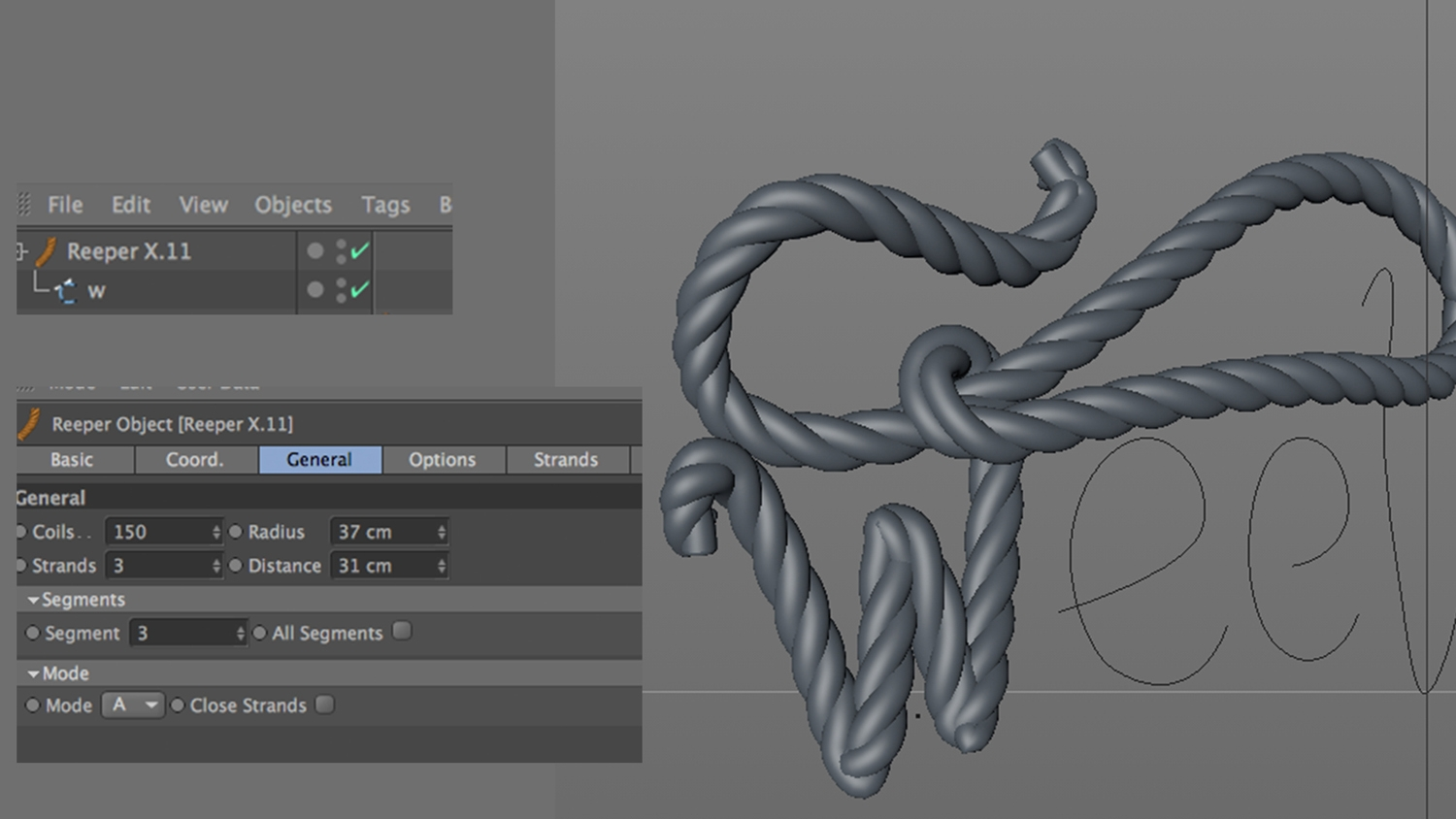 Maxon Cinema 4D tutorial: Create sweet 3D type - Digital Arts