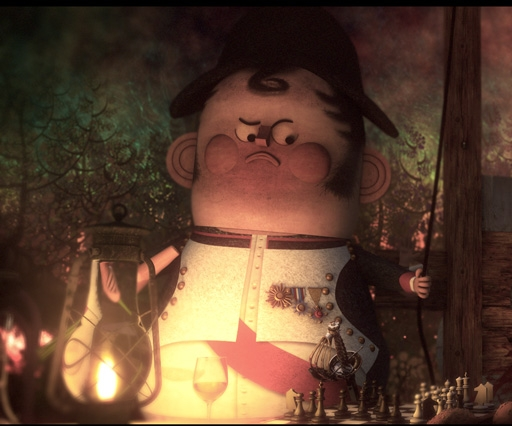 Find out how you came to exist, in Rok Predin's animation, One of a Kind