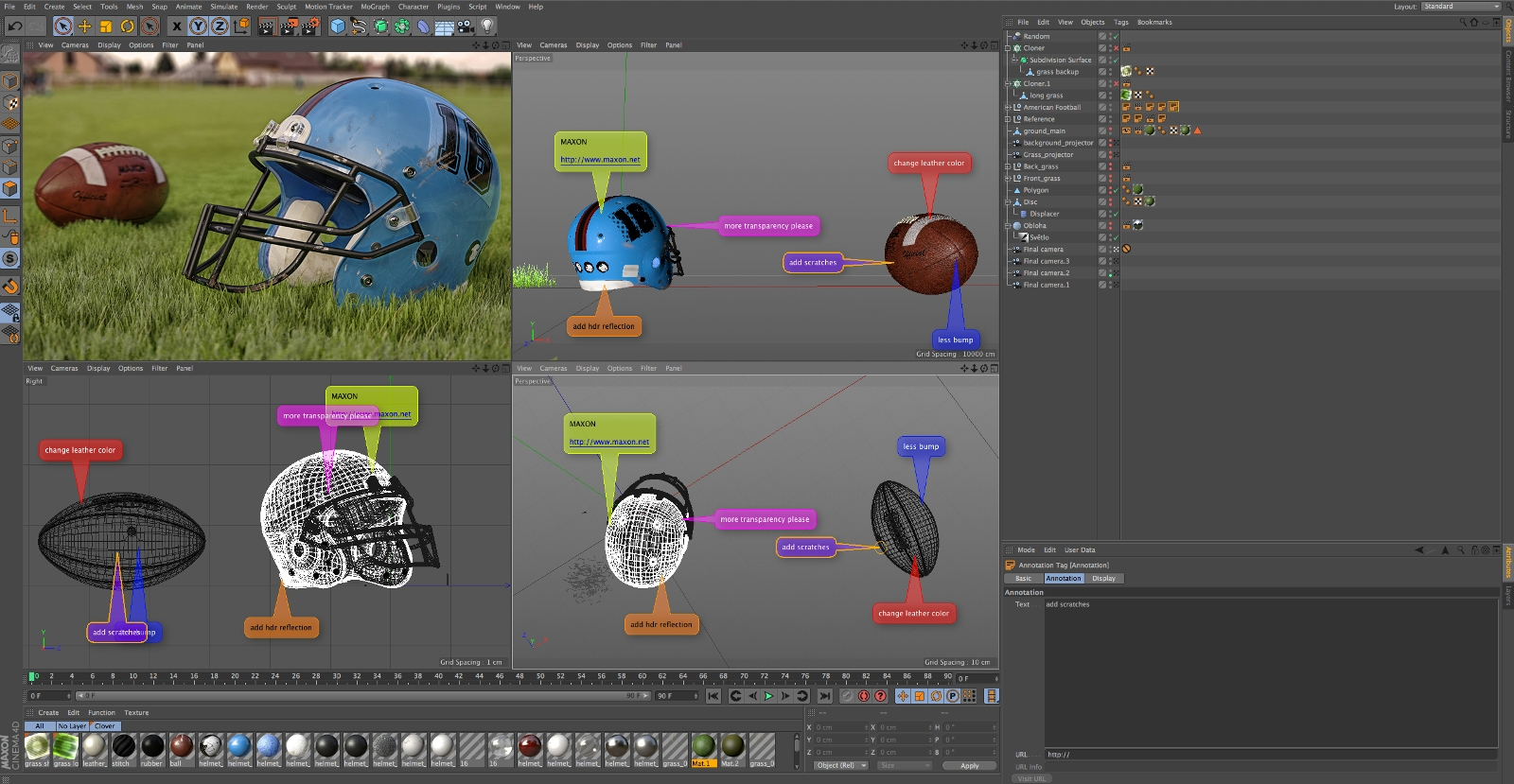 Maxon Cinema 4D R16 is now shipping, check out the new