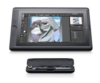 Wacom Cintiq Companion pro artists and designers' reviews – week 2: getting creative