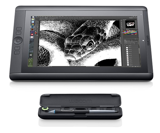 Show Your Creativity week 6: Can using a Wacom Cintiq Companion change your creative workflow?