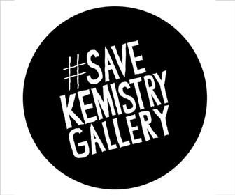 Threatened Kemistry Gallery launches Kickstarter appeal
