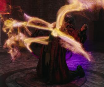 See how axisVFX delivered magic effects for Wizards vs Aliens