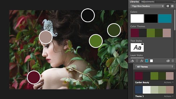 Why you should use the new Adobe CC :Library Panel