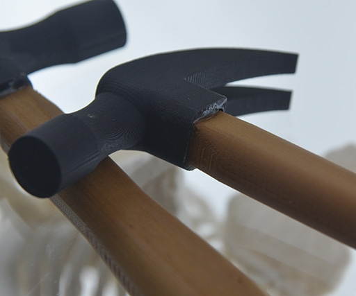 3D-printed wood and metal from a MakerBot Replicator: we get hands on in Vegas