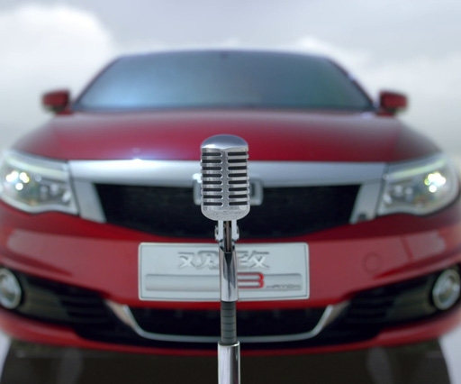 Ingenuity Engine mixes CG with reality in dancing Qoros car spot
