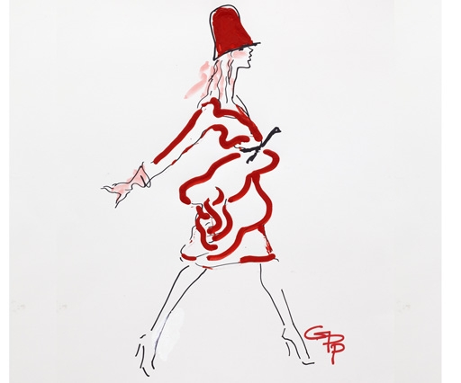 These stylish artworks are by some of the world's leading fashion illustrators (and you can buy them)