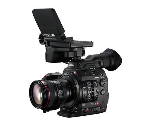 Canon EOS C300 Mark II and XC10: new 4K cameras debut