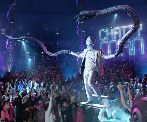 How MPC created the VFX-heavy launch trailer for Channel's All4 rebrand of 4oD