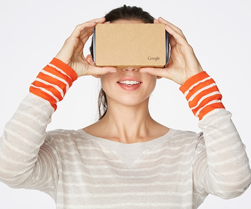 How to create great content for the Google Cardboard VR headset