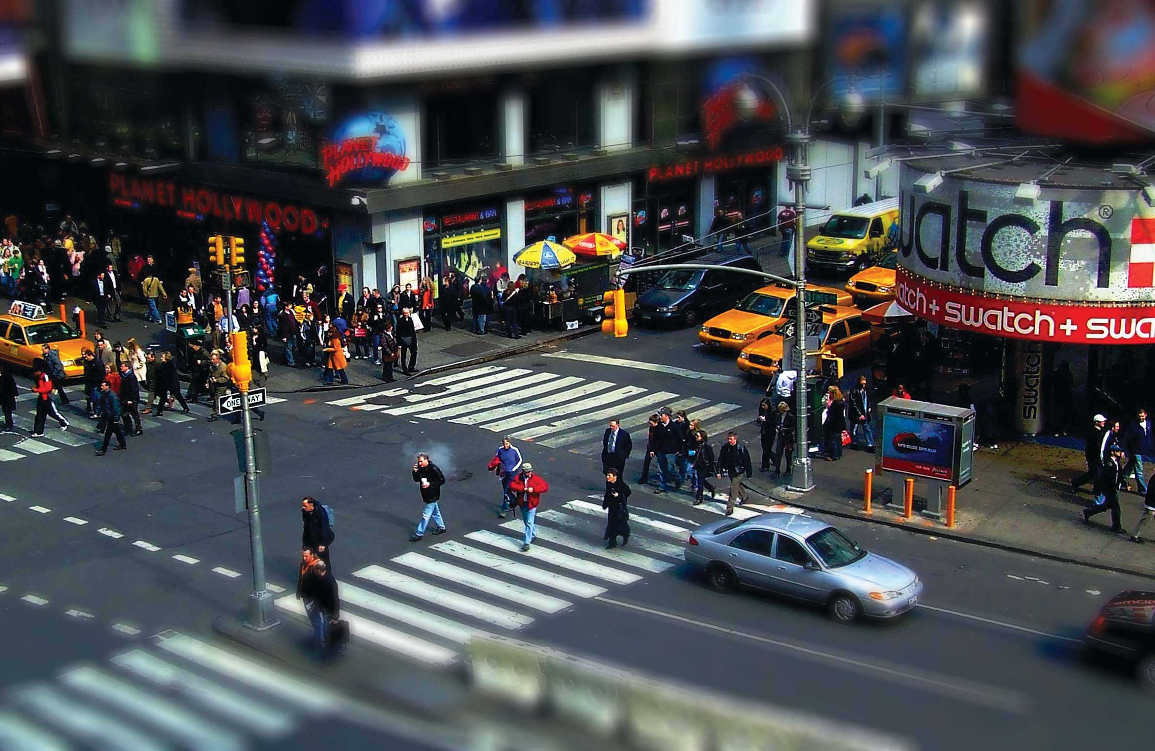 After Effects tutorial: Fake the tilt-shift look using After