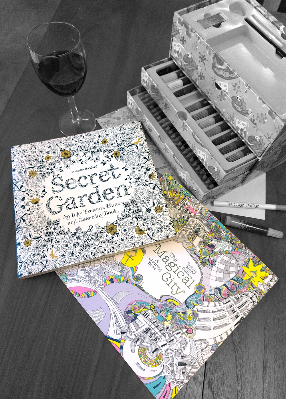 18 Best Colouring In Books For Adults Digital Arts