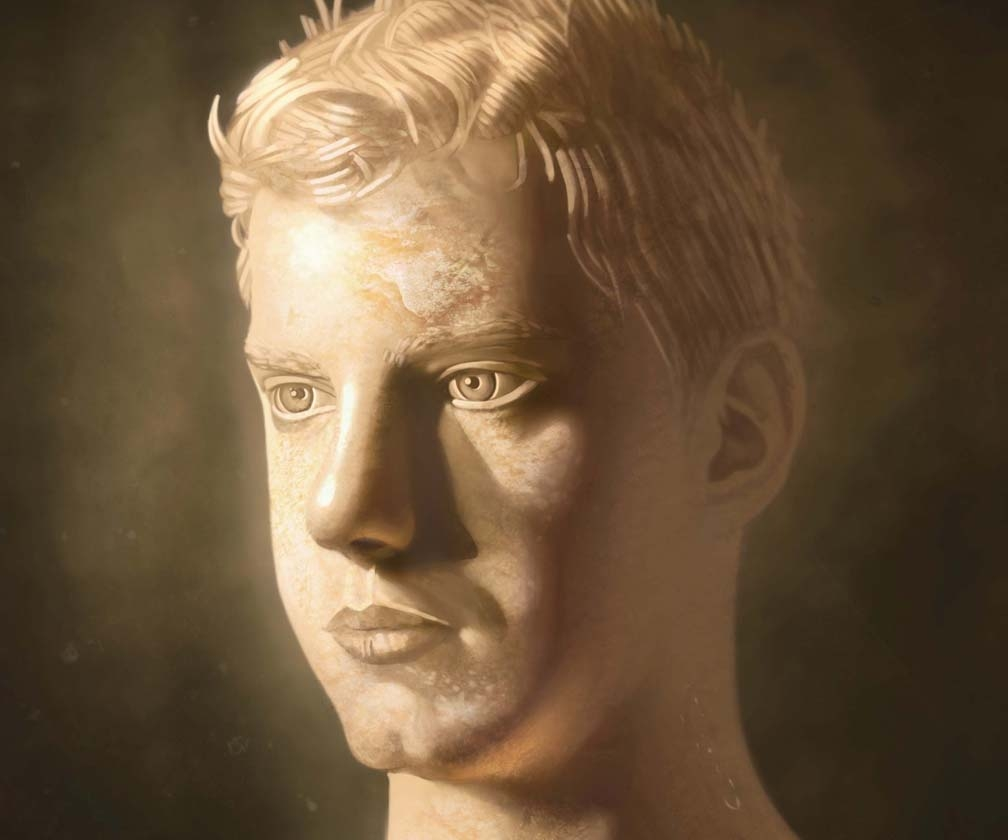 Turn a person into a marble statue in Photoshop
