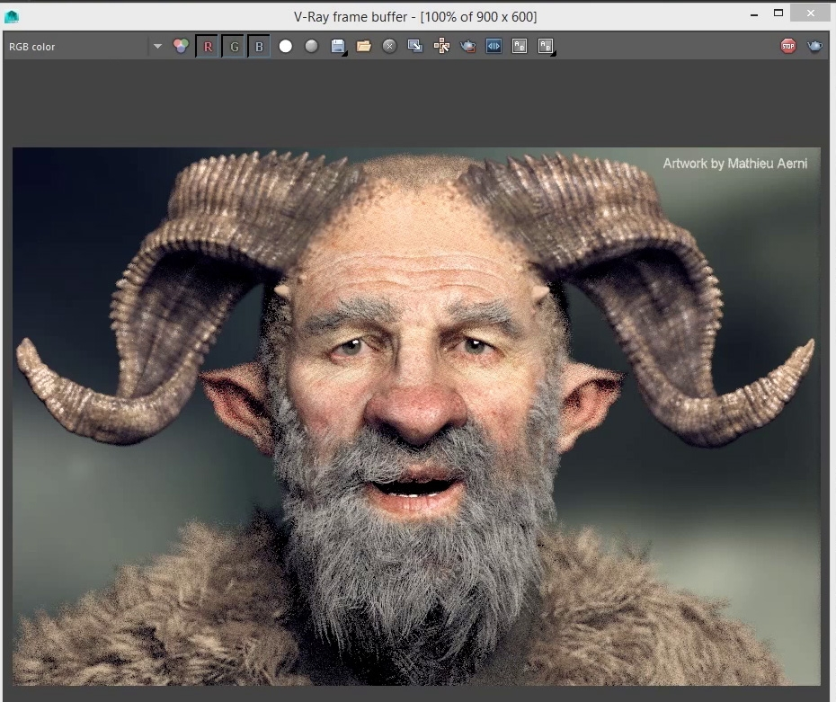 V-Ray 3.1 for Maya available as a free feature-packed user update
