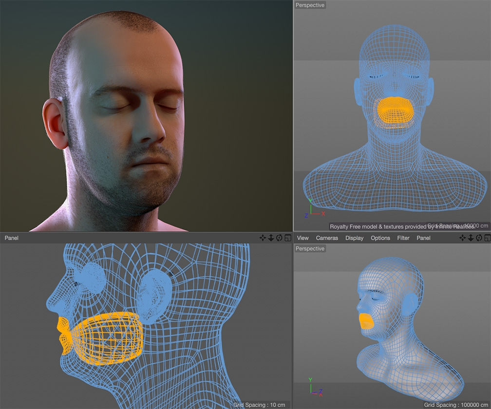 Cinema 4D R17 released with better modelling, sculpting and animation tools