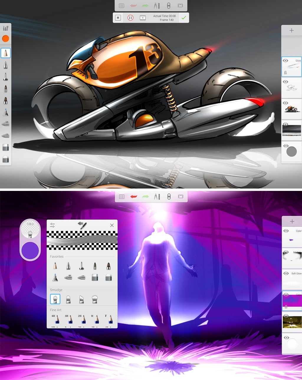 Best Drawing And Painting Apps For Android Digital Arts