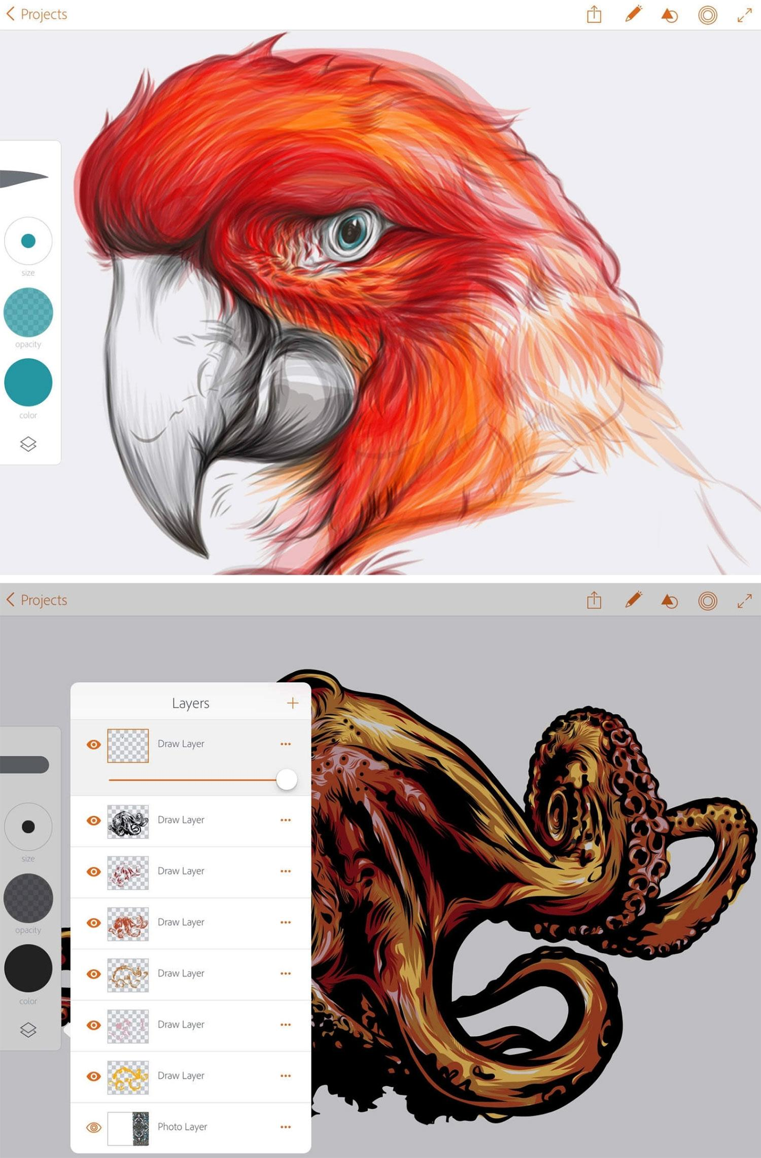 Best Graphic Design Apps For Android Digital Arts