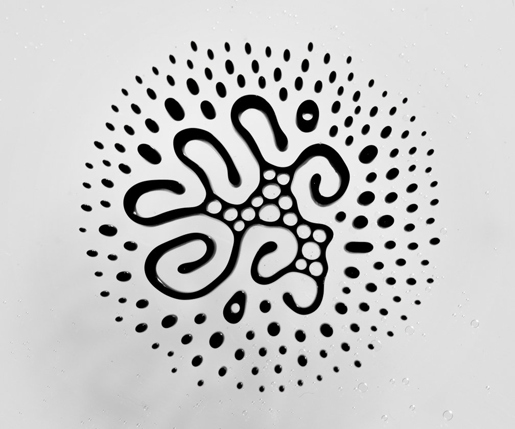 Science meets typography in fascinating Fe2O3 Glyphs project