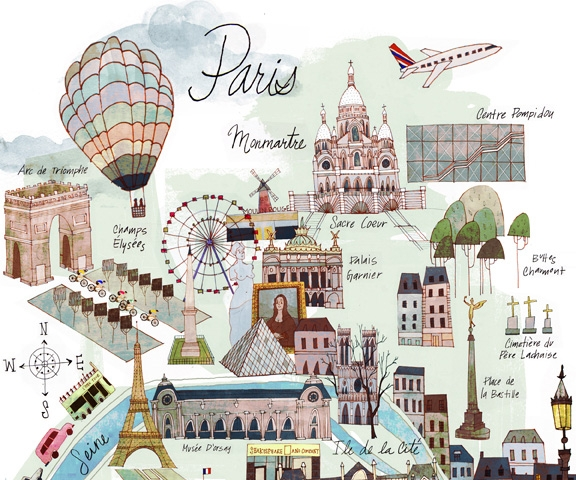 30 brilliant tips for creating Illustrated maps