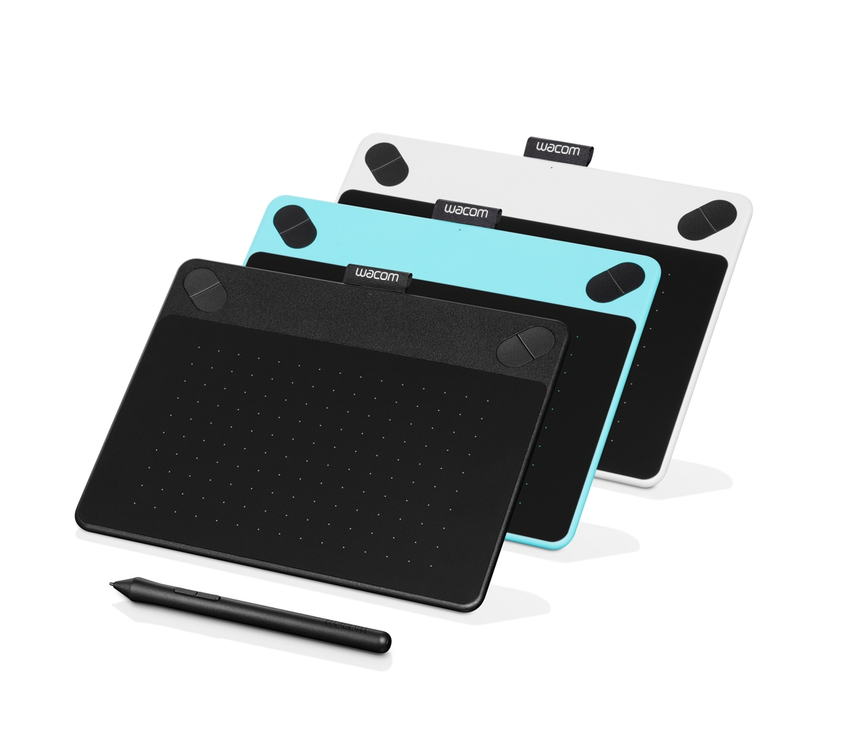 Wacom Launches New Range Of Intuos Tablets Digital Drawing