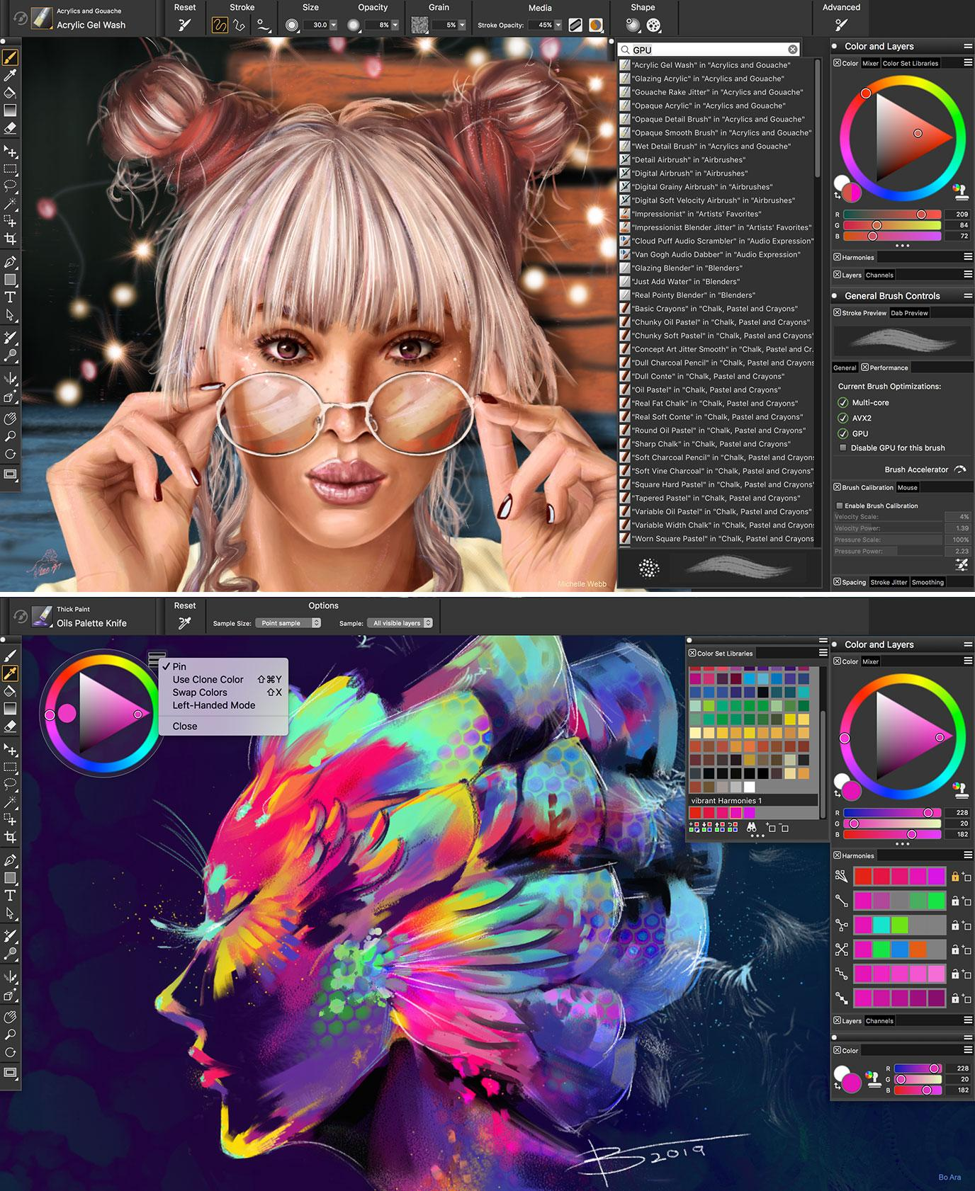 digital painting software free download for windows 7