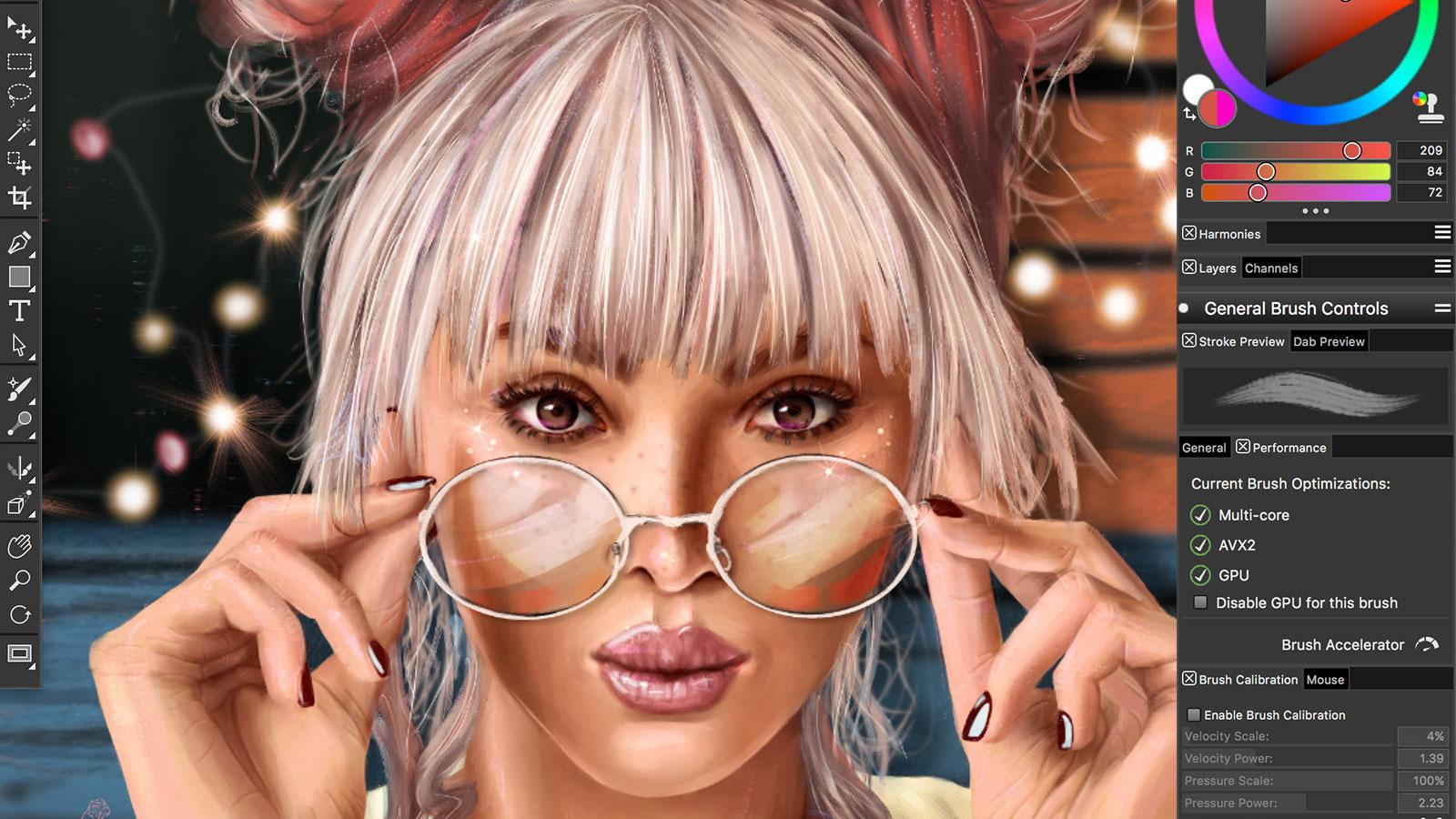 Best digital painting software for PC and Mac