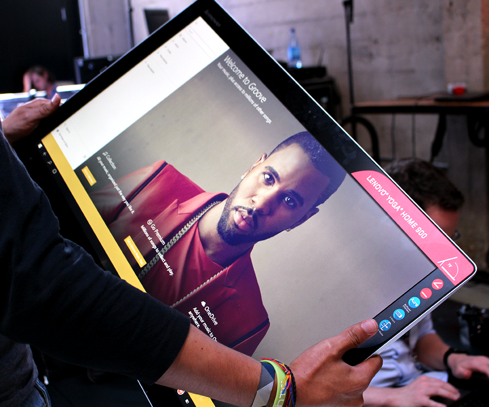 Lenovo's Yoga Home 900 is the digital easel we wish was so much better