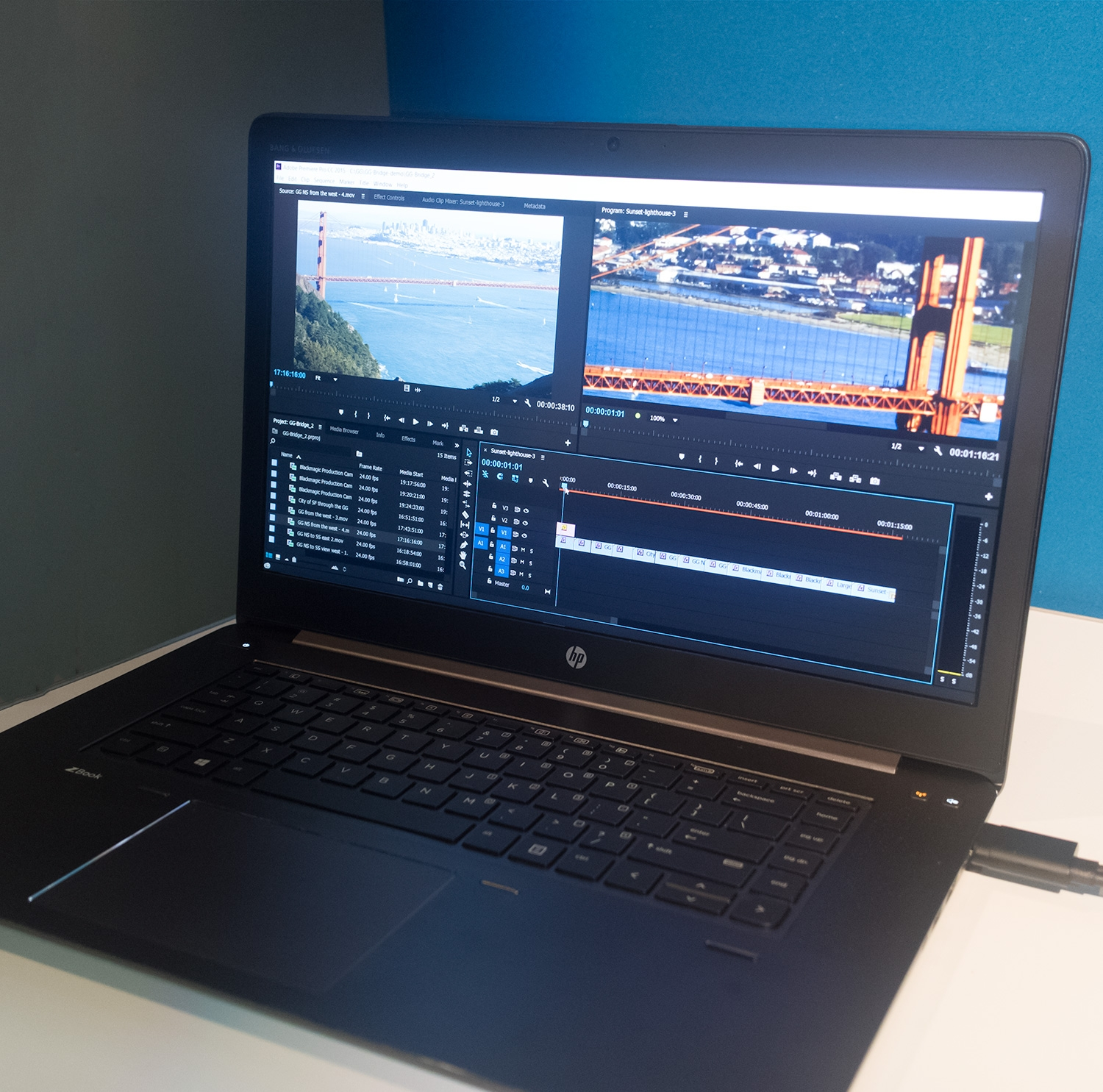 Hands On With Hp S Zbook Studio Its More Powerful Macbook Pro Rival Digital Arts